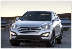 Кроссовер Hyundai Santa Fe 2013