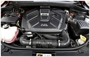 Двигатель нового Чероки на 3 литра