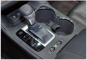 Фото АКПП обновленного Toyota Highlander