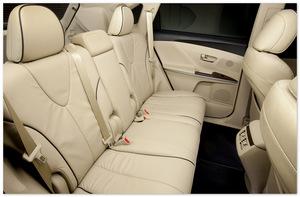 Фото салон Toyota Venza 2013 года