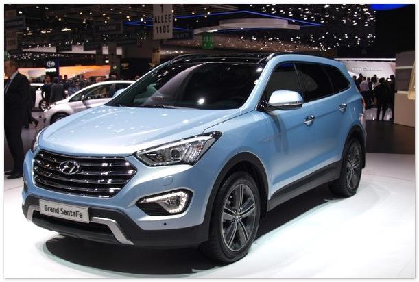 Фото нового Hyundai AX 35