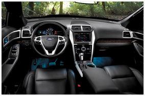 Фото салона Ford Explorer 2014