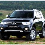Mitsubishi Pagero Sport 2014