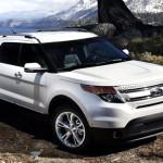 Новые внедорожники Ford 2014