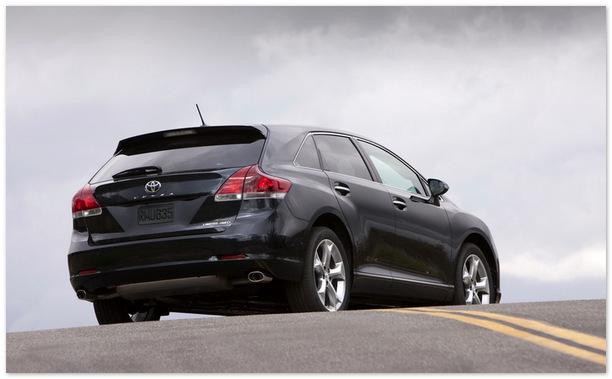 Новый автомобиль Toyota Venza (фото)