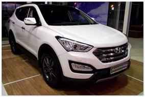 Внедорожник Hyundai Santa Fe 2013