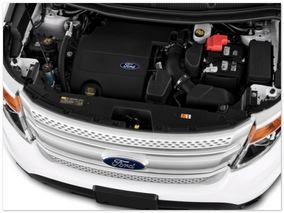 Двигатель Форд Эксплорер 2014