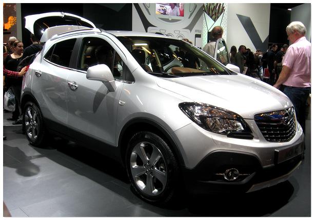 Foto Opel mokka 2014