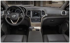 Фото салона нового Jeep Liberty