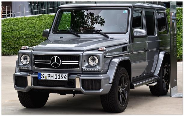 Mercedes Benz G 2013