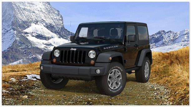 фото Jeep Wrangler