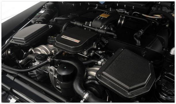 фото двигателя Brabus 800 Widestar
