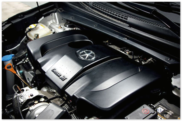 фото двигателя Джак S5