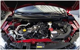 фото двигателя Nissan Qashqai 2014 -1.2 литра