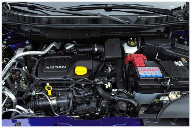 фото двигателя Nissan Qashqai 2014 - 2.0 литра