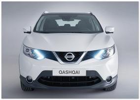 фото нового Nissan Qashqai (вид спереди)