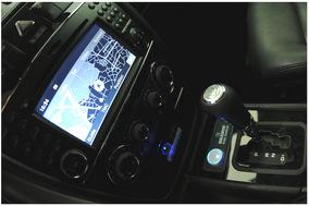 фото системы управления Brabus 800 Widestar