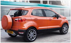 Ford Ecosport 2014 (вид сзади)
