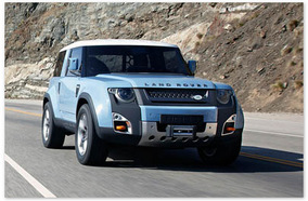 Land Rover Defender 110 2014 goda
