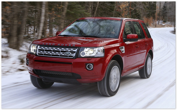 Land Rover Freelander 2 2013 HSE