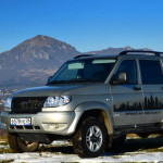 Uaz Patriot Limited