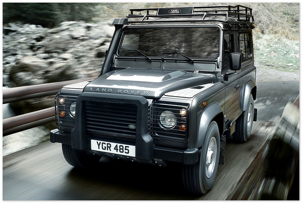 foto Land Rover Defender 90