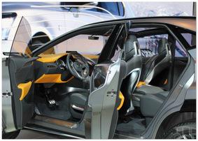foto Lexus LF-NX 2014