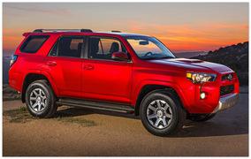 фото Toyota 4Runner 2014 (вид сбоку)