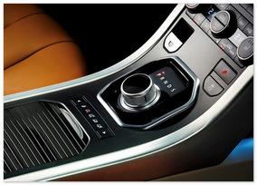 фото акпп Range Rover Evoque 2014