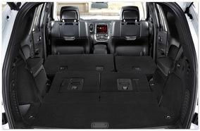 фото багажника Dodge durango 2014