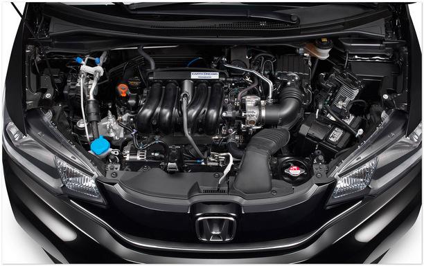 фото двигателя Хонда Везель