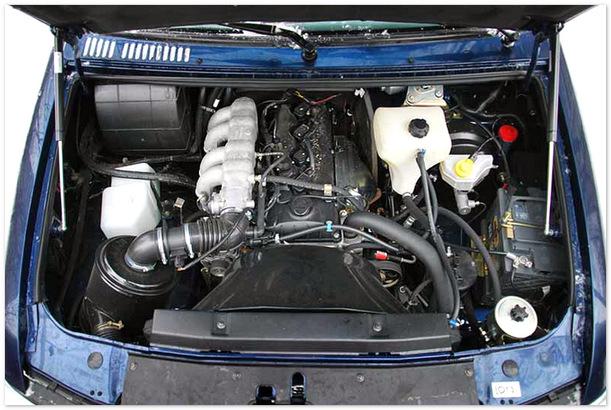фото двигателя Уаз Патриот Спорт
