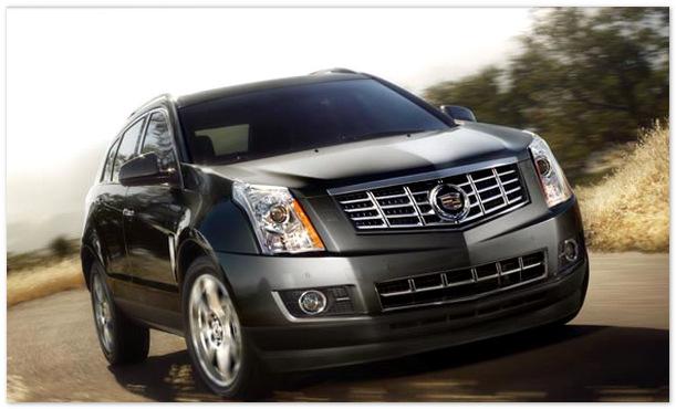 фото нового Cadillac SRX
