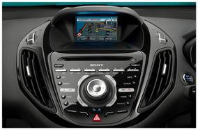 фото панели управления Ford Kuga 2014