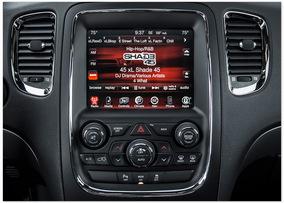 фото приборной панели Dodge durango 2014
