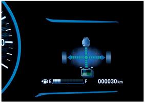 фото приборной панели Хонда Везел 2014