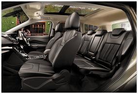 фото салона Ford Kuga 2014
