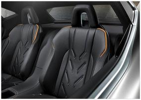 фото салона Lexus LF-NX 2014