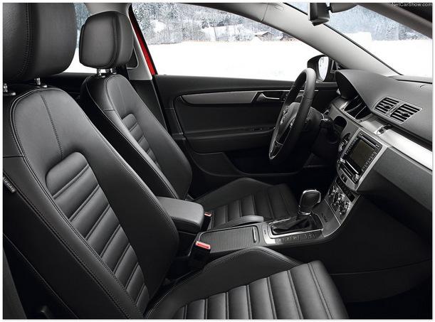 фото салона Volkswagen Passat Alltrack
