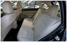 фото салона нового Subaru Tribeca