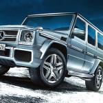 Mercedes Gelandewagen 2014