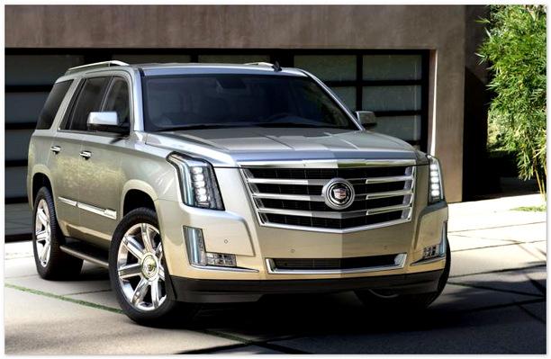 фото Cadillac Escalade 2014 Hybrid
