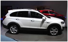 фото Chevrolet Captiva 2014 (вид сбоку)