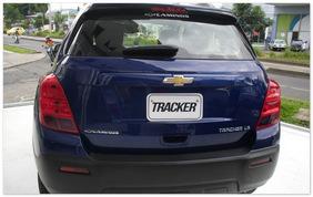 фото Chevrolet Tracker 2014 (вид сзади)