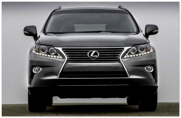 фото Lexus GX 460 2014 (вид спереди)