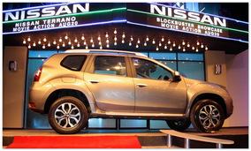 фото Nissan Terrano 2014(вид сбоку)