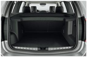 фото багажника Dacia Duster