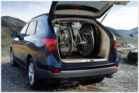 фото багажника Hyundai ix55