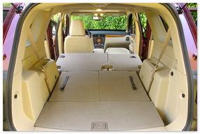 фото багажника Suzuki XL7