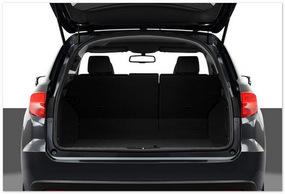 фото багажника Acura RDX